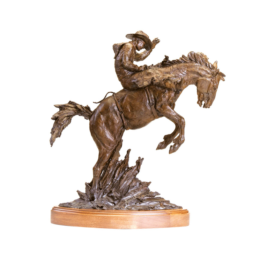 Bronze Competition Calgary Stampede