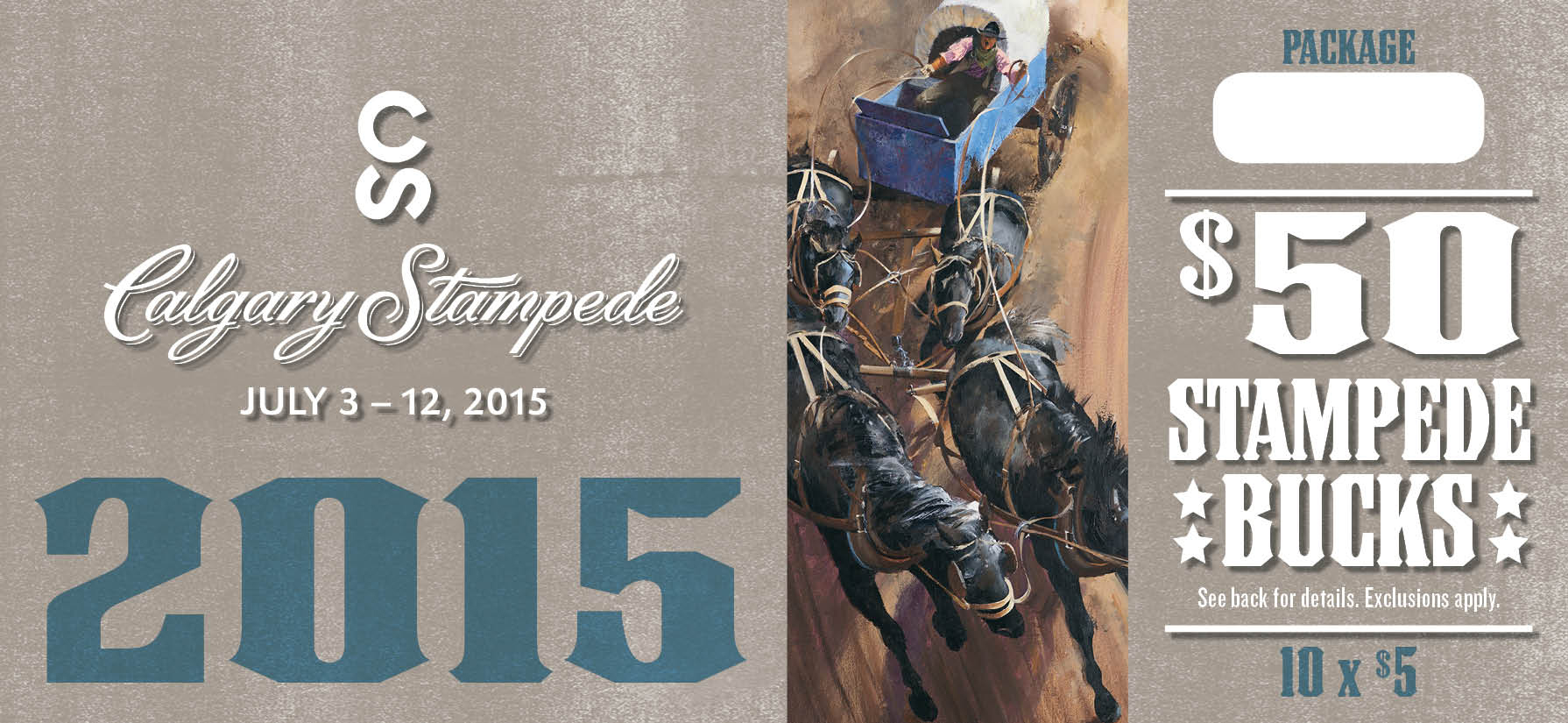 Value Deals Calgary Stampede 2015