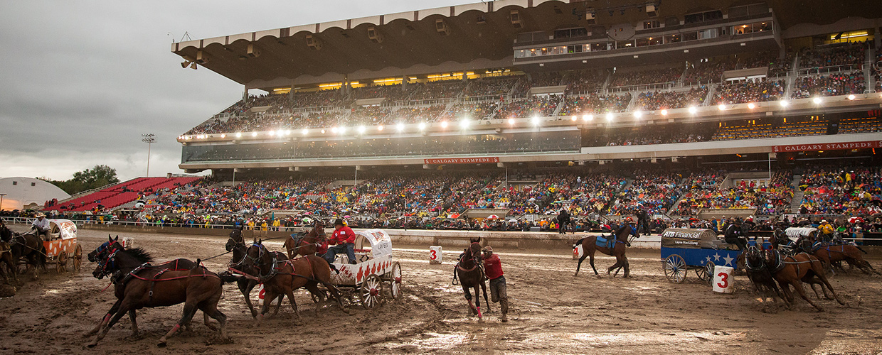 Results Calgary Stampede