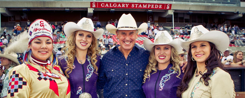Broadcast Calgary Stampede 2015