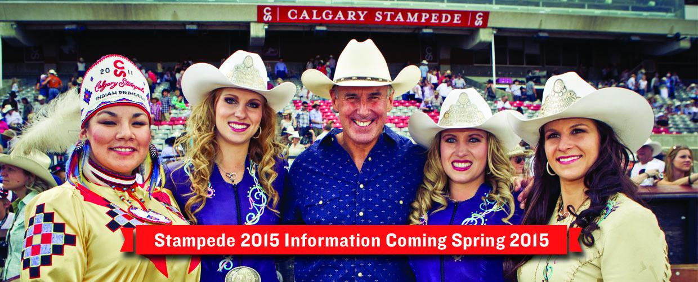 Broadcast Calgary Stampede