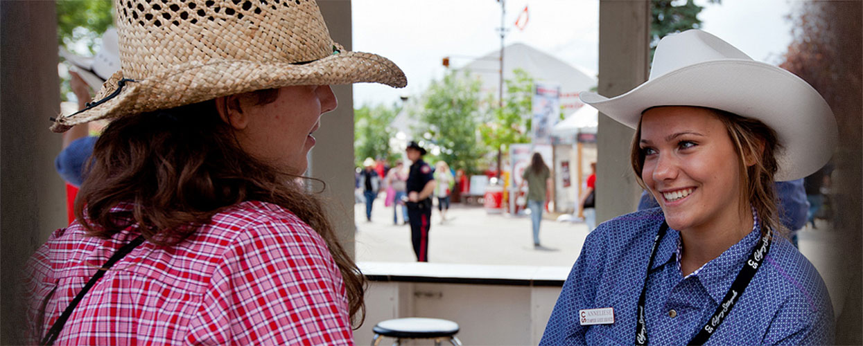 Guest Services Calgary Stampede